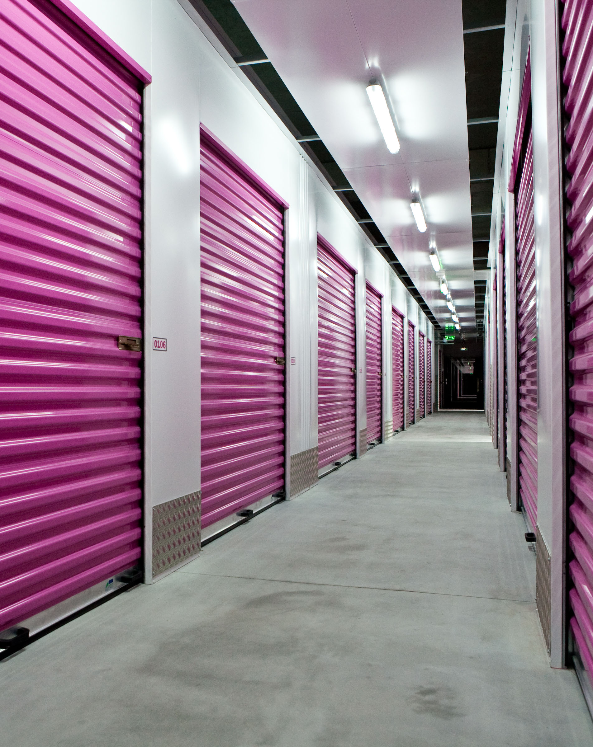 Self storage rental solutions